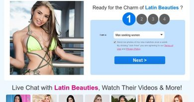 Latin Beauty Date Website Post Thumbnail